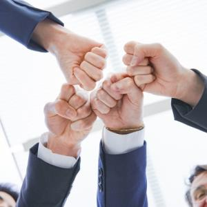 親切 の気持ちで、良好なチームワークを築こう!