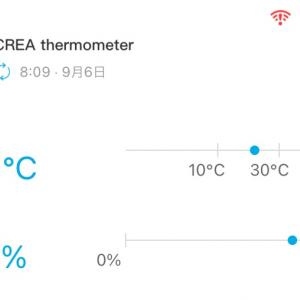 クレア5.3X WIFI温度管理でルーパーも安心😁