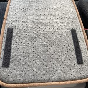 クレア5.3X ルーパー君のために補助席改善😊