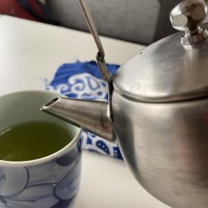 クレア5.3X お茶で🍵ほっと一息😊