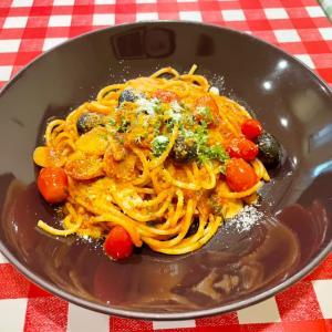 Pasta54:最強のプッタネスカ