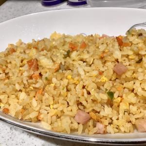 パラパラチャーハン、卵のタイミング