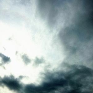 #空 #曇り空