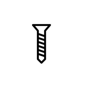 【大人の歯列矯正】下顎にアンカースクリュー埋める(2本)