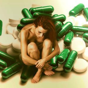 統合失調症はなるべく単剤。他の精神病を併発しないようにする