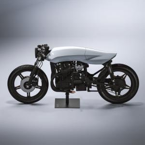 ホンダ CX500 カスタム Biancaneve Dotto Creations