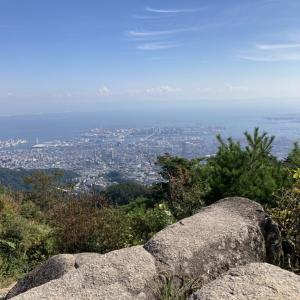 神戸市東灘区限定登山