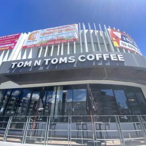 【シラチャ】24時間営業カフェ「TOM N TOMS COFFEE」全メニュー紹介