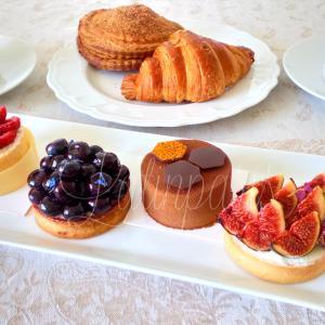 パリのおいしいケーキ屋