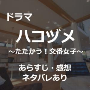 ハコヅメ=ドラマ最終回ネタバレ感想=交番女子の逆襲達成!最後まで泣き笑いの警察ドラマの名作!