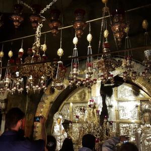 動画で聖墳墓教会へ行きましょう~イスラエル ミサコCHより