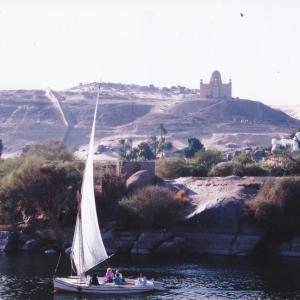 【プチ風景】1993年当時のエジプト