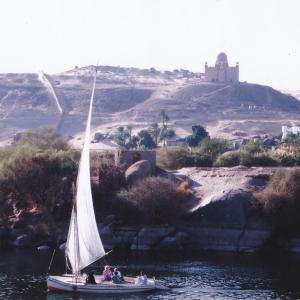 1993年当時のエジプト