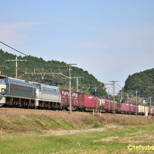 EF66 0番台+100番台 5085レ