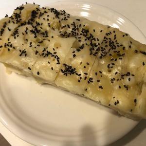 思い立ったら15分。米粉蒸しパン。