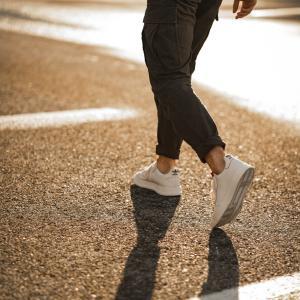 【散歩】一日7000歩は達成できる!1万歩は?