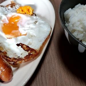 9/23(木)  朝食(食事制限:カロリー1800kcal,カリウム1500mg,タンパク質50g,塩分6g)