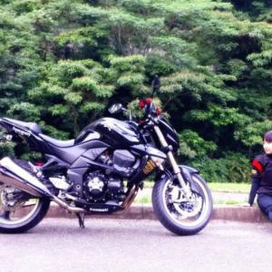 身長146cmの私が大型バイクに乗るためにやったこと!