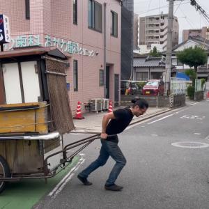【海外の反応】「日本にもどりたい800万の理由の1つ!」日本の屋台シェフ!!