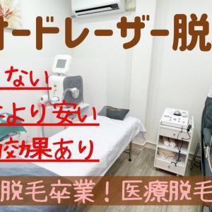 タイではとても安い!初めての「Diode laser(ダイオードレーザー)」@Porncheewa Hair Removal Center ソイ31