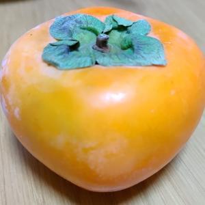 地味だけど、柿の話