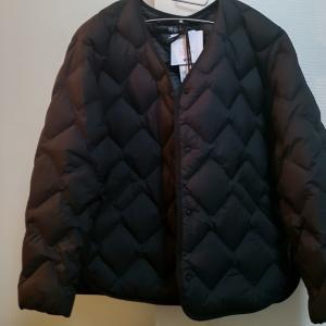 【ユニクロ】ULダウンリラックスジャケットを買った