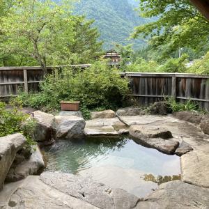 奥飛騨新穂高温泉「焼乃湯」の露天風呂は最高だった!【飛騨・高山ひとり旅】
