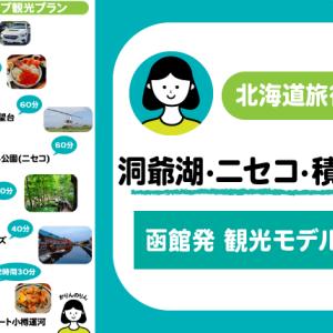 函館から小樽ドライブ観光モデルコース!途中で寄れる観光スポット|北海道旅行3泊4日
