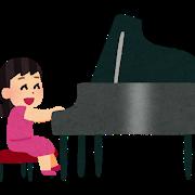 ひさびさに発症。ピアノ中毒