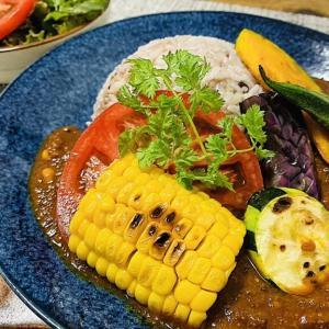 【レシピ】本格夏野菜カレーを作ったよ