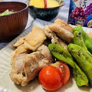 【レシピ】簡単おかずの定番、鶏ももの塩麹焼きを作ったよ