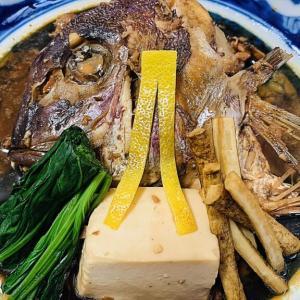 【レシピ】板前の技術、鯛のあら炊きを作ったよ