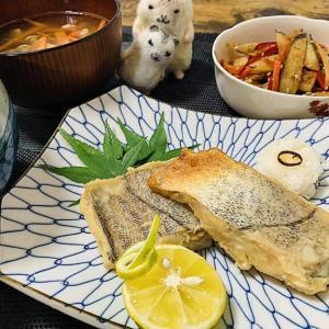 【レシピ】最強のおかず、タラの西京焼きを作ったよ