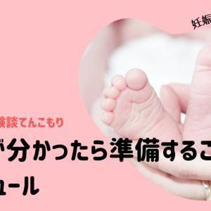 【妊娠初期〜出産まで】気になる準備リストやスケジュールは?