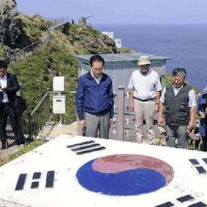 高市早苗候補「竹島に構造物をこれ以上作らせない」⇒韓国教授「言葉に気をつけよ。あまりにも無礼。あなたが首相になったら真っ先に竹島に建造物を新設する」