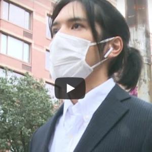 【帰国動画】小室圭さん遂に日本上陸!ロン毛の原因は現地美容室でのコミュニケーション不足「あの、その、いややっぱロン毛でいいです」