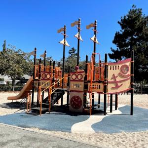 デ・アンザ公園 De Anza Park