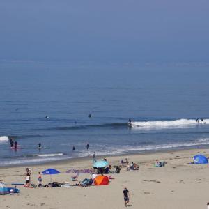 Manresa Main State BeachSouth Bay Santa Cruz