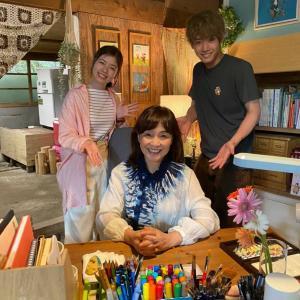 【日髙のり子】「彼女はキレイだった」の絵本作家の夏川ちかげ役はレジェンド声優!