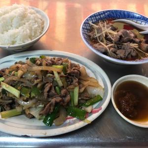 【鳳山区】倆伯羊肉専売店 50年老店の絶品!ご飯がすすむ!蔥爆羊肉と赤肉湯を味わう