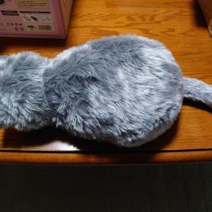 猫の質感を再現したクッション「ミャウエバー」を買ってみました