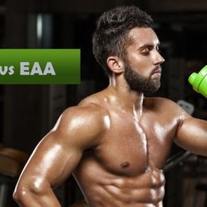 EAA(必須アミノ酸)はとは何か!?また、筋肉の成長に必要か!?徹底解説。