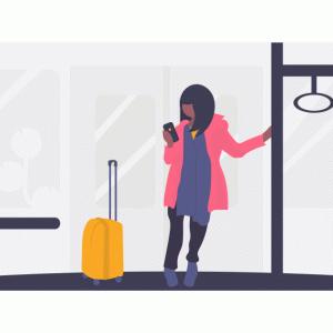 【片道1時間かけて通勤するサラリーマンが解説】社会人が退屈な通勤時間中にできること7選