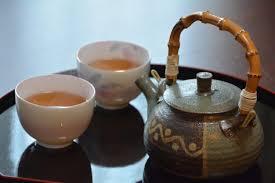 おばあちゃんのお茶