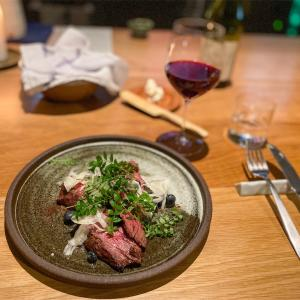 HOTEL K5でのお食事【caveman ディナー、モーニング、ミニバーフリー】