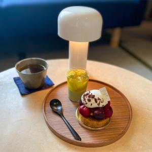 日本橋兜町のPatisserie easeで2日連続ケーキをいただいてきました【食べレポ】