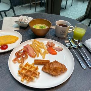 ACホテル・バイ・マリオット東京銀座のテイクアウト&朝食