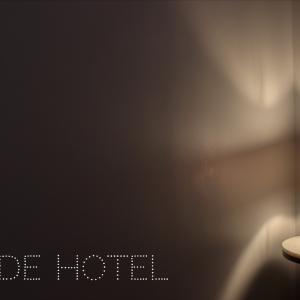 【宿泊記】node hotel モデレートダブルルーム 503号室
