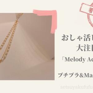 Melody Accessory(メロディ アクセサリー )のネックレスを試してみた!口コミレビュー
