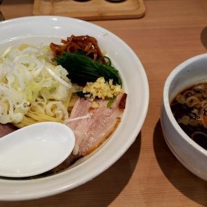 夏限定の生姜つけ麺!町田「長岡食堂」